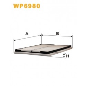 FILTRO WIX DE HABITACULO WP6980