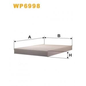 FILTRO WIX DE HABITACULO WP6998