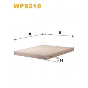 FILTRO WIX DE HABITACULO WP9210