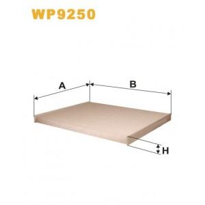FILTRO WIX DE HABITACULO WP9250