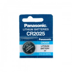 PANASONIC PILA BOTON LITIO CR2025 3V