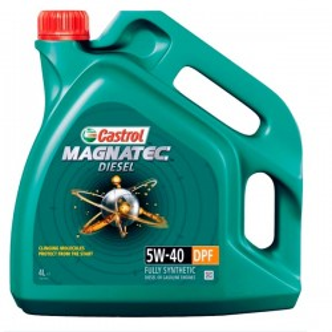 Castrol Magnatec 5w40 Diesel DPF 4L