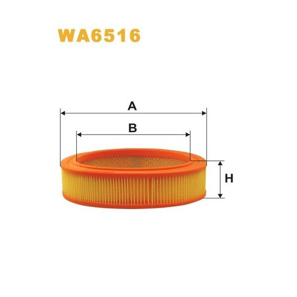 FILTRO DE AIRE WA6516