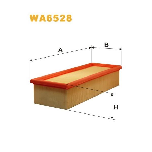 FILTRO DE AIRE WA6528