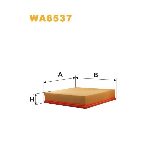 FILTRO DE AIRE WA6537