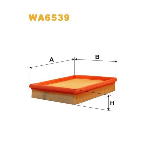 FILTRO DE AIRE WA6539