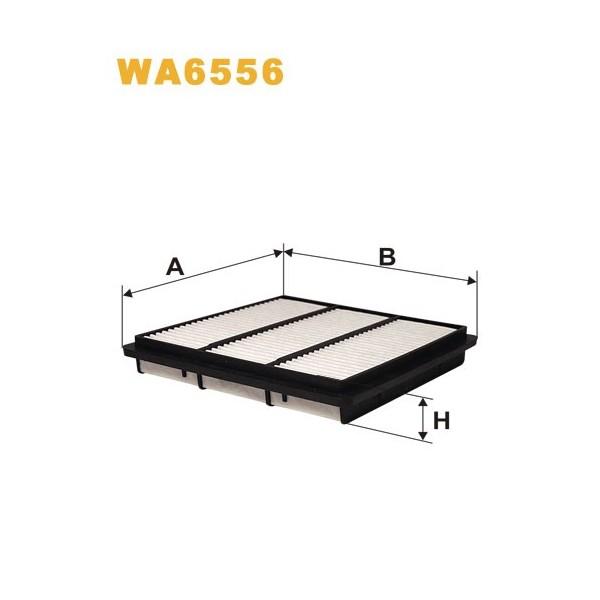 FILTRO DE AIRE WA6566