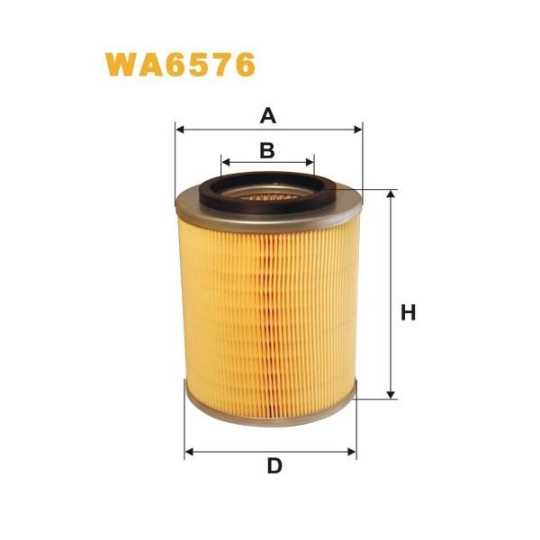 FILTRO DE AIRE WA6576