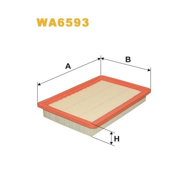FILTRO DE AIRE WA6593