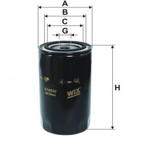 Filtro aceite Wix 51459E