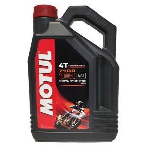 Motul 7100 Moto 4T 10w60 4Ltr