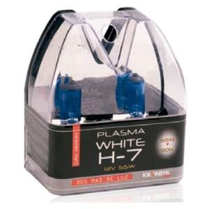 Lampara H-7 Plasma White Estuche 2 Ud.