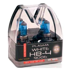 Lampara HB-4 Plasma White Estuche 2 Ud.