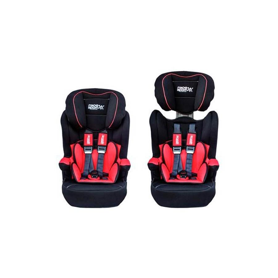 silla seguridad infantil para coche baby sitter ii isofix