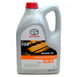 Aceite TOYOTA 0w20 5Ltr