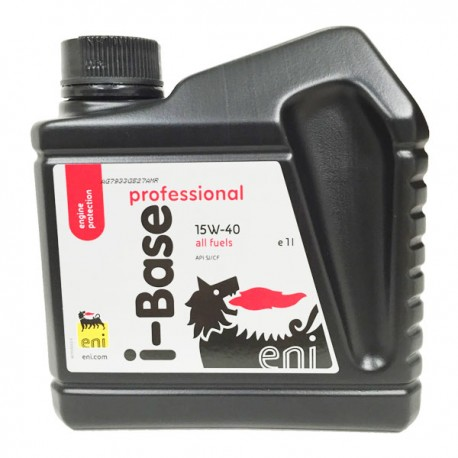 Aceite Eni15w40 i-Base Proffesional 1Ltrs