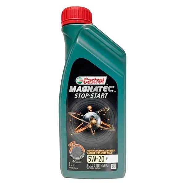 Aceite coche Castrol Magnatec Stop-Start 5w20 E 1Lt