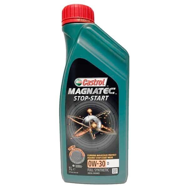 Aceite coche Castrol Magnatec Stop-Start 0w30 D 1Lt