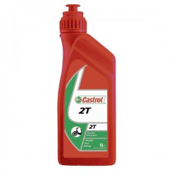 Aceite Castrol Moto 2t 1Ltr