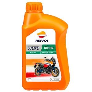 Aceite Repsol Moto Rider 4t 10w40 1Ltr