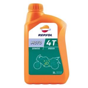 Repsol Moto Rider 4t 20w50 1L