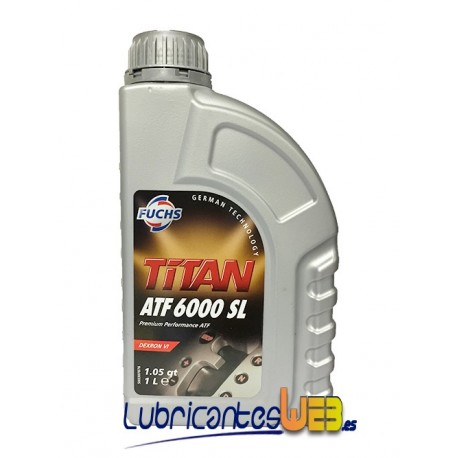 Titan ATF 6000 SL 1Ltr -OUTLET-