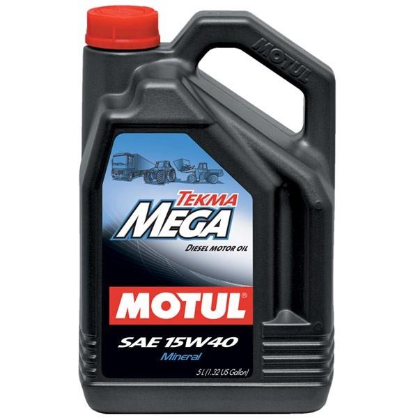 Aceite Motul 15w40 Tekma Mega 5L
