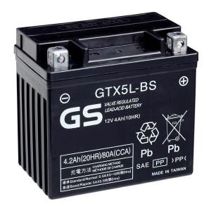 BATERIA MOTO GTX5L-BS
