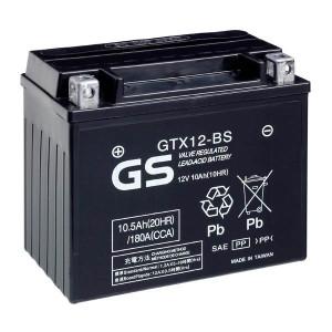 BATERIA MOTO GTX12-BS GS YUASA