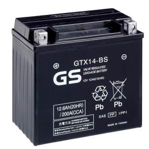 BATERIA MOTO GTX14-BS GS YUASA