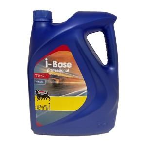 Aceite coche 15w40 Eni - Agip i-Base Prof 5Ltrs