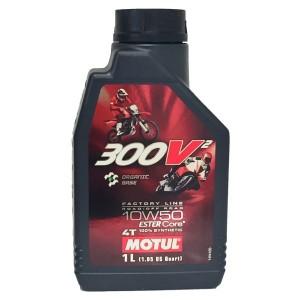 Motul 300V2 10w50 FL 1L