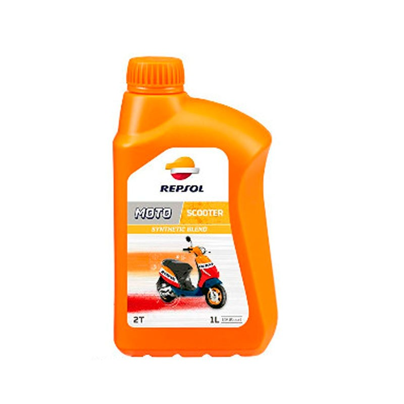 Repsol Moto Scooter 2T 1L OUTLET