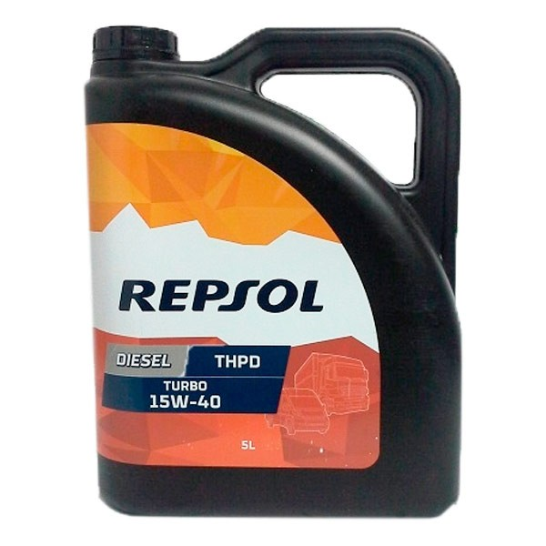 Repsol Diesel Turbo 15w40 THPD 5L