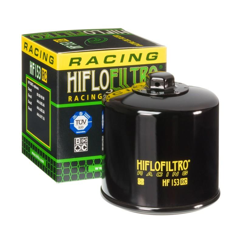 FILTRO ACEITE MOTO (RACING) HF153RC