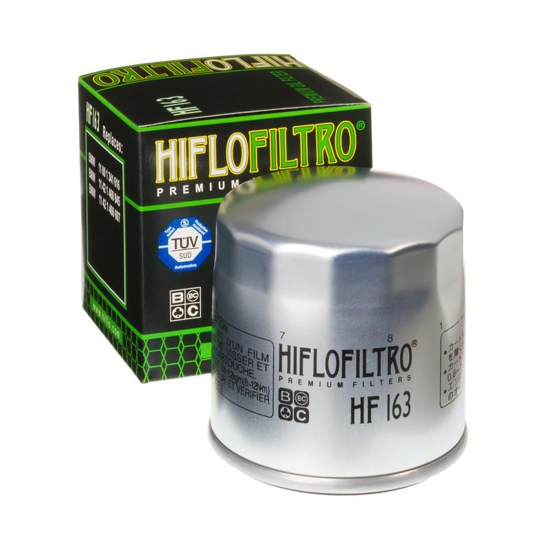 FILTRO ACEITE MOTO HF163