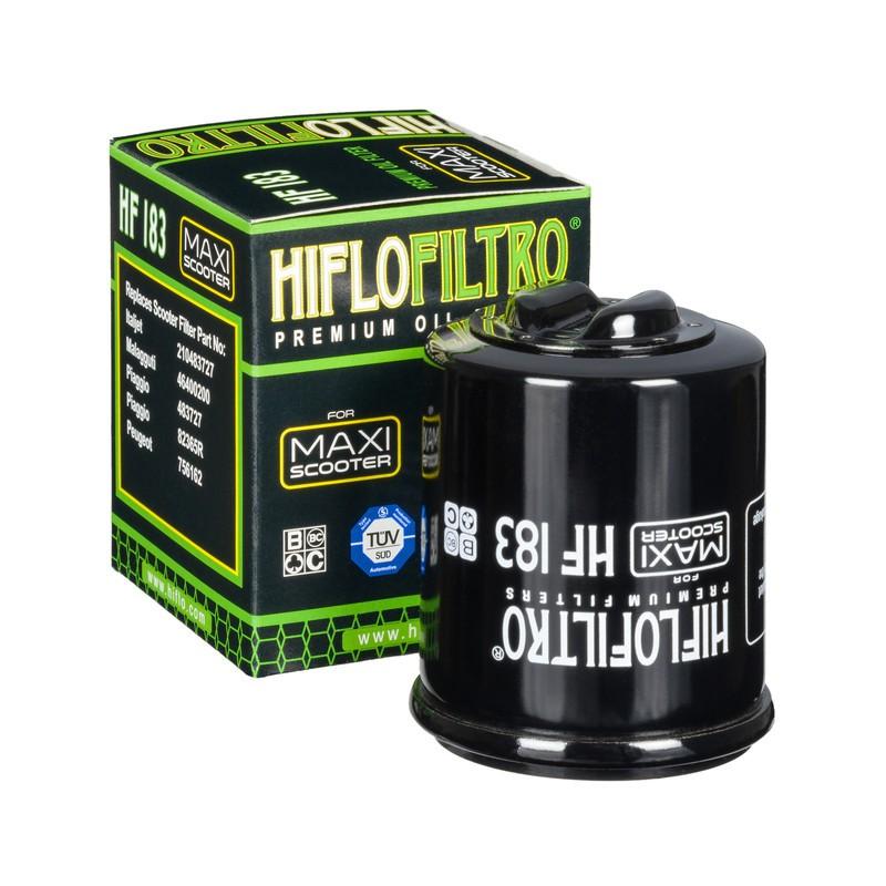 FILTRO ACEITE MOTO HF183