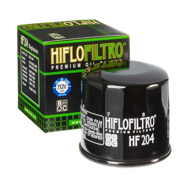 FILTRO ACEITE MOTO HF204