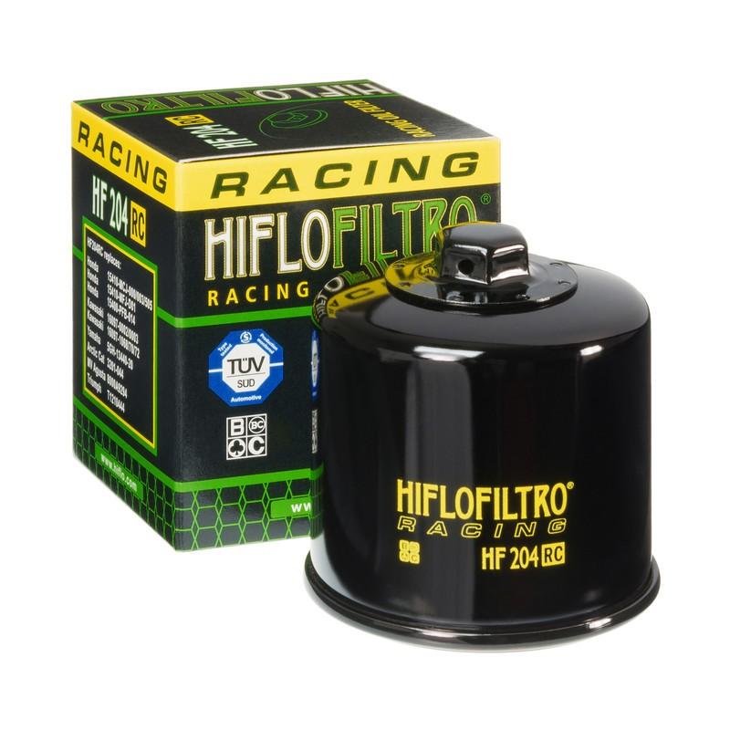 FILTRO ACEITE MOTO (RACING) HF204RC