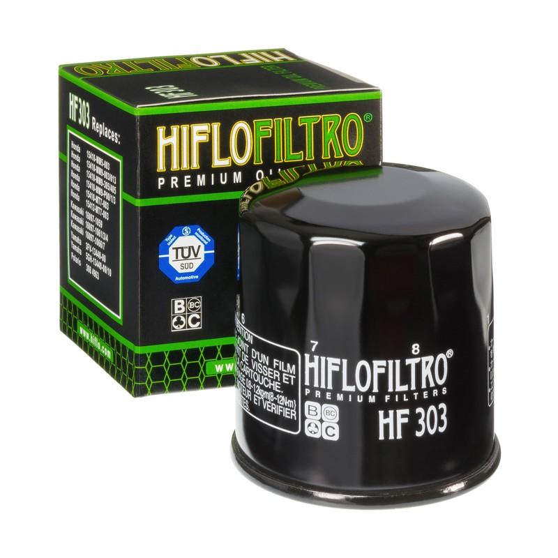 FILTRO ACEITE MOTO HF303