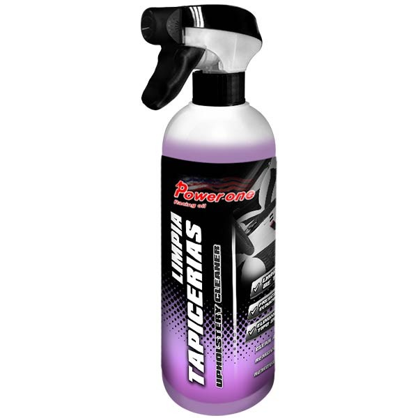 Limpia Tapicerias Pulverizador Power One 500ml