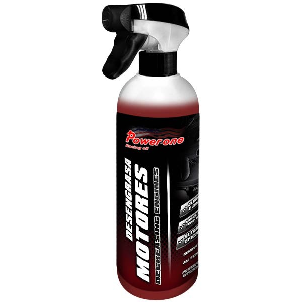 Limpia Motores Pulverizador Power One 500ml