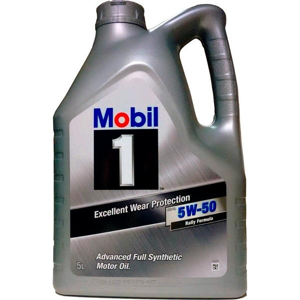 Mobil 1 5w50 Rally Formula 5L