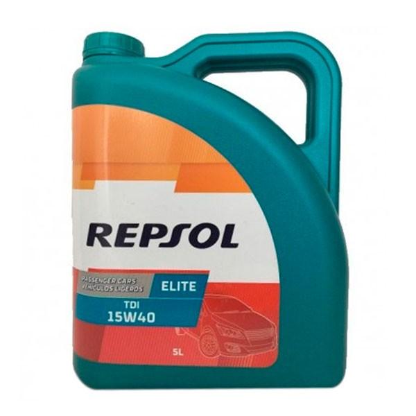 Repsol Elite TDI 15w40 5L