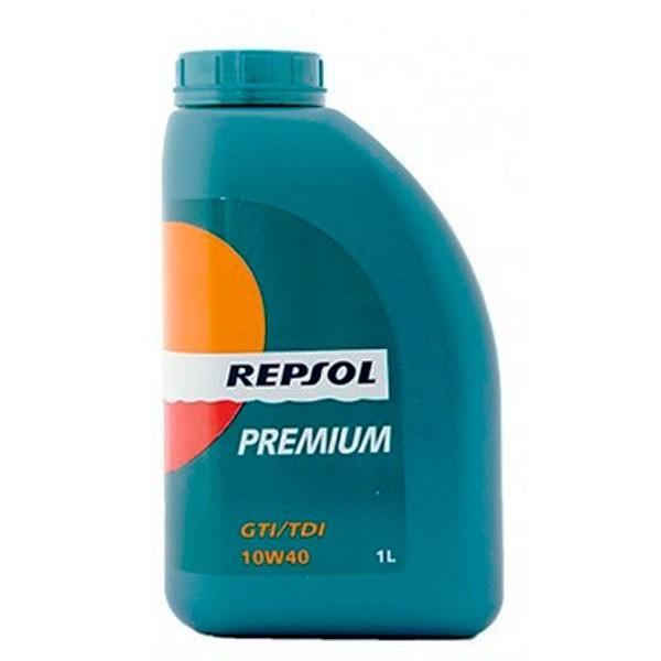 Aceite Repsol 10w40 Premium GTI - TDI 1Ltr