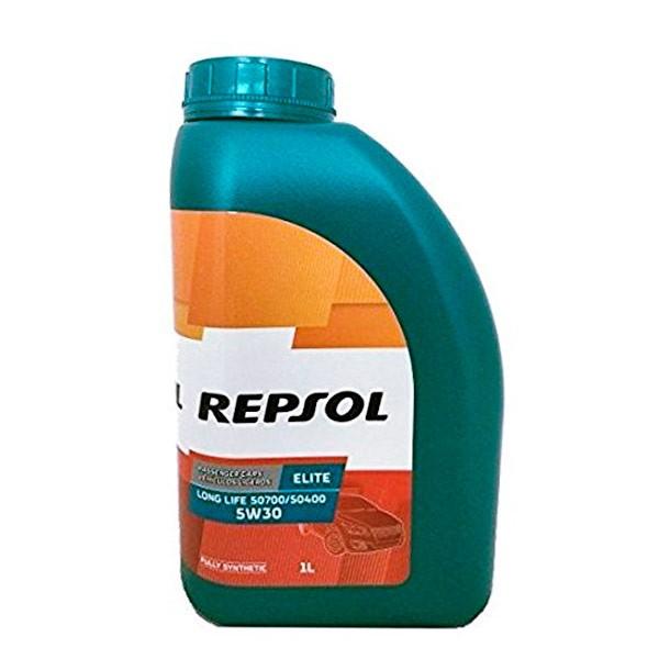 Repsol Elite Long Life 5w30 50700 / 50400 1L