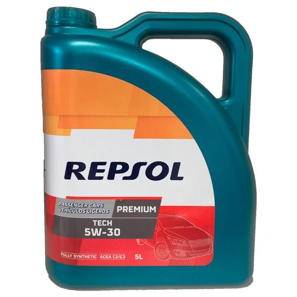 Repsol Premium TECH C3 5w30 5Ltrs