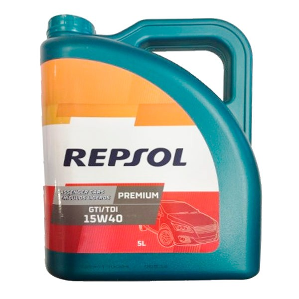 Repsol Premium 15w40 GTI TDI 5L