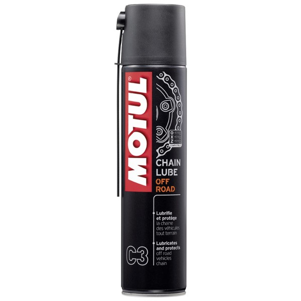 Motul Moto C3 Cadenas Moto Off Road 400ml
